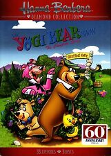 The YOGI BEAR SHOW COMPLETE SERIES 33 EPISODES (2017) 60TH ANN.  SNAGGLEPUSS