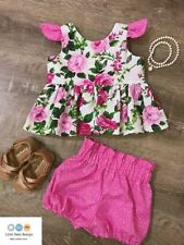 Handmade Baby Girls' Outfits & Sets