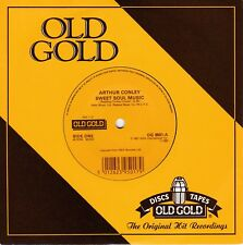 "7"" JUKE-BOX Single ARTHUR CONLEY / Sweet Soul Music - OLD GOLD 9501 -UK-"