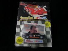 Racing Champions 1:64 Scale Diecast: A.J. Foyt #14 - Earnhardt on Back of Card