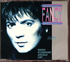 FANCY - WHEN GUARDIAN ANGELS CRY - CD MAXI [2927]