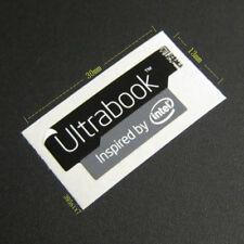 Ultrabook Inspired by intel sticker 13mm x 30mm Black Version - New & Genuine