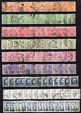 Lot de timbres anciens - pour recherches - LOT J 45.