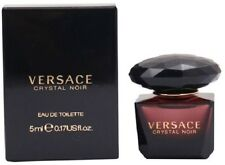 Crystal Noir by Versace Mini Eau de Toilette EDT Splash for Women 5ml /0.17 OZ