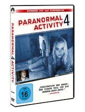 PARANORMAL ACTIVITY 4   DVD NEU JOOST,HENRY/SCHULMAN,ARIEL