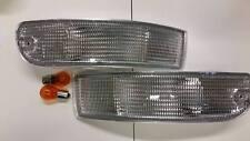 Blinkerumrüstsatz klar inklusive Leuchtmittel JP passend für Porsche 993