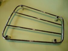 TRIUMPH PETROL FUEL TANK PARCEL RACK GRID 3TA 5TA T100A 82-3917 F3917 UK MADE