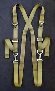 VIETNAM EARLY STABO RIG HARNESS SPECIAL FORCES SOG NAVY SEAL LRRP RANGER GEAR