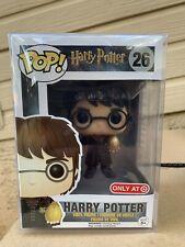 Funko Pop! Harry Potter Tri-Wizard Golden Egg Target Exclusive *NEW *Vaulted