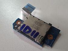 Genuine HP PAVILION DV7-6101SA Card Reader Board +Cable HPMH-40GAB6309-D100-1011