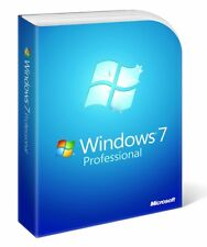 Windows 7 Professional 64 Bit Re-Install Repair Recovery Boot Disc & Product Key