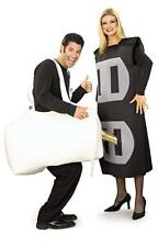 Rubies Plug & Socket Funny Adult Electrical Couples Halloween Costume 16955