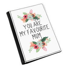 Sie sind mein Favorit Mutter Pass-Etui Hülle Überzug Geldbörse - Muttertag