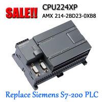New 214-2BD23-0XB8 Relay Type S7-200 PLC 224 CPU224XP 14DI/10DO Replace Siemens