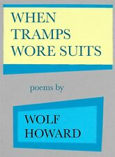 Wolf Howard new poetry book. Poems, short stories and drawings.
