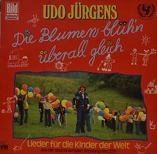 """UDO JÜRGENS - LES FLEURS BLÜH N PARTOUT GLEICH 12"""" LP (T72)"""