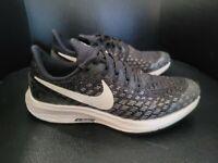 Nike Pegasus 35 Youth 6y Black Running Shoes