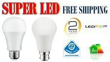 Led Bulb E27 B22 LED Cool White/ Warm White LIGHT BULB GLS Style LIMITED EDITION