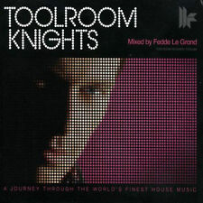 Toolroom Knights = Fedde Le Grand = Bug/Solomun/Tapia/BLACKIE... = 2cd = groovesdeluxe!