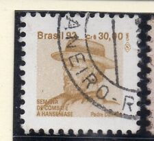 Brazil 1961-62 Early Issue Fine Used 30c. NW-07648