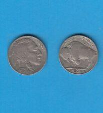 *Etats-Unis USA Nickel Five-cent Indian Head or Buffalo 1937  Philadelphia
