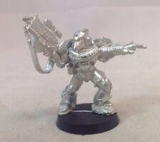 Space Marine Sternguard Veteran Metal Pewter Pointing