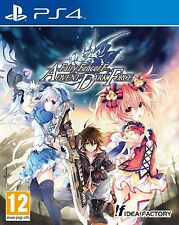 Fairy Fencer F: Advent Dark Force (PS4) BRAND NEW SEALED