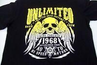 Boys Urban Supply Unlimited Seattle Auto Customs Road Crew T-Shirt Kids Size 10