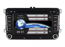 7 Inch 2 Din Car Stereo For VW Golf Skoda Seat With Wince System DVD GPS New