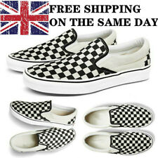 Van Old Skool Skate Shoes Black White All Size Classic Canvas Running Sneakers