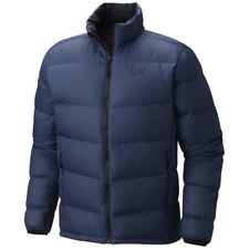 Mountain Hardwear Men's Ratio Down Jacket - XXL - Zinc Blue