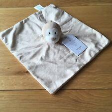 Mothercare Spotty Monkey Blankie Soft Baby Comforter