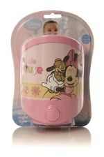 Disney Baby Minnie Mouse Led Magic Night Light Brand New