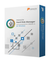 Paragon Partition Manager - Paragon Festplattenmanager 2020 ESD Download Version