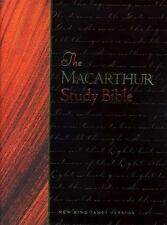 The Macarthur Study Bible ~ New King James Version (NKJV), , Good Book