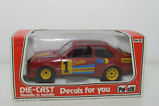 POLISTIL SN28 SN 28 SN-28 FORD ESCORT RS2000 RS 2000 MINT BOXED RARE SELTEN
