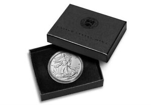 🇺🇸2021-Shiny/UNCIRC:T-2/West Point(W) American Silver Eagle/Pre-Sale IN MAIL!