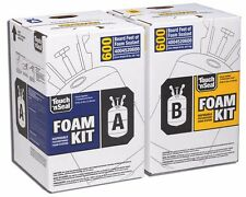 Touch 'n Seal U2-600 Spray Closed Cell Foam Insulation Kit-Standard FR - 600BF
