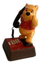 Vintage Winnie The Pooh Bear Phone