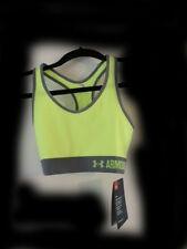 Under Armour MID IMPACT SUPPORT #1273504 SPORTS BRA SZ XSMALL  NWT