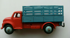 Dinky Meccano Die Cast Model Vehicle 343 Blue Red Dodge Produce Truck (Ref D109)