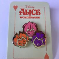 Disney Pin - Mondo - Sam Wolfe Connelly - Alice In Wonderland Flowers