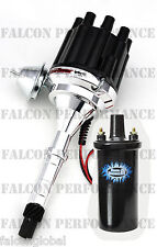 PerTronix Ignitor III/3 BILLET Flame-Thrower Distributor+Coil AMC/Jeep 360 401
