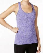 Ideology Size Xxl Womens NEW Purple Heather Tank Top Racerback $19
