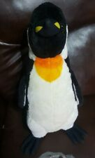 "Melissa and Doug Penguin Jumbo 24"" Tall Plush Stuffed Animal Life Like"