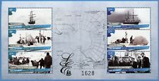 Ross-Gebiet 2015 Shackleton-Expedition Antarktis Limited Edition Block 16 MNH