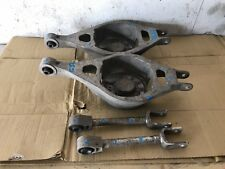 OEM INFINITI G37  08-13 SET REAR LEFT & RIGHT SIDE LOWER UPPER CONTROL ARM ARMS