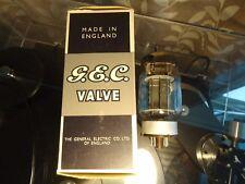 GEC TT22 BRITISH OLD STOCK AVO TESTED STRONG BOXED VINTAGE VALVE TUBE