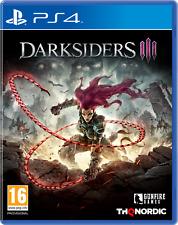 Darksiders III 3 Season Pass Ps4 & UK SELLER