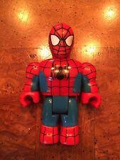 Spider-Man Mega Bloks Figure
